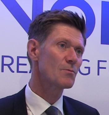 Erik Zingmark, co-head of transaction banking at Nordea