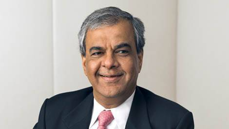 Ashok Vaswani, Barclays UK