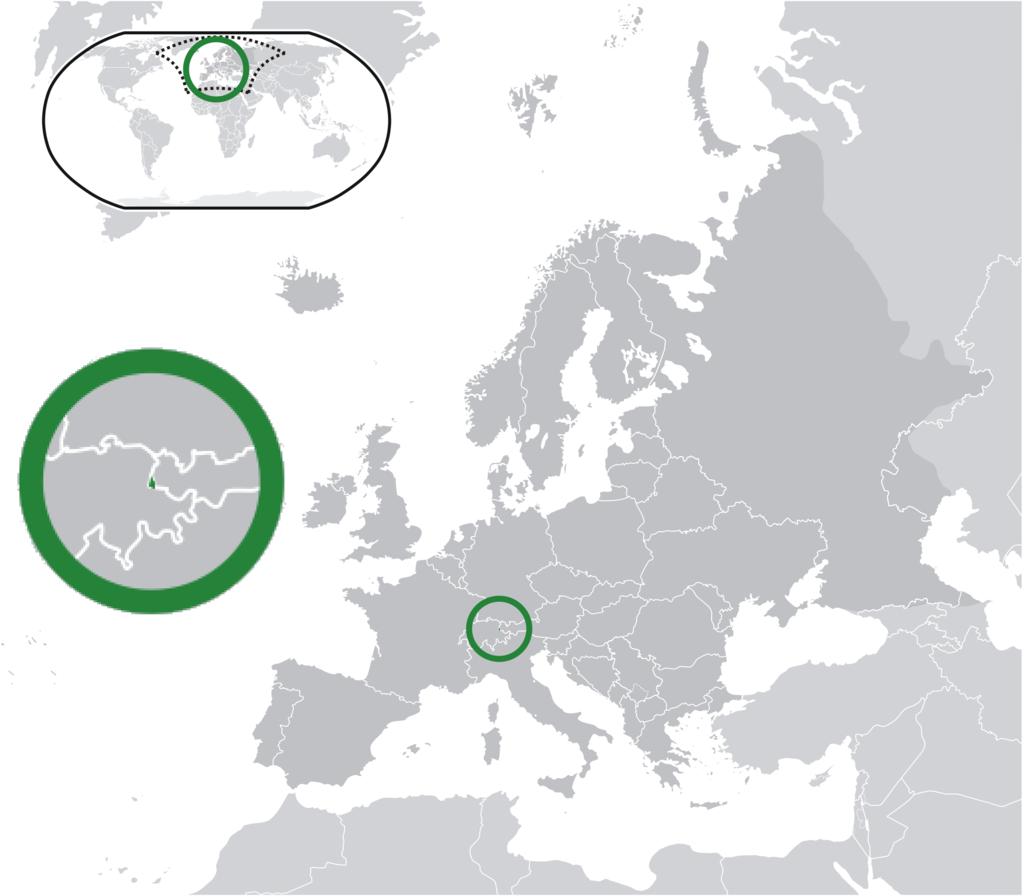 Liechtenstein © Wikipedia