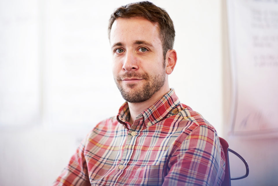 Markus Graf, head of F10