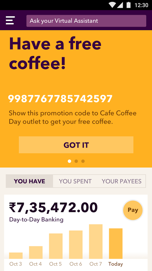 digibank teams up with Café Coffee Day