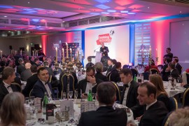 Banking Technology Awards 2016 event was a success! Join us in 2017!