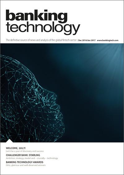 Banking Technology Dec 2016 / Jan 2017