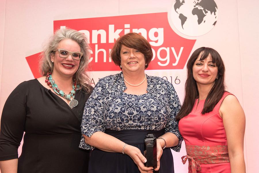 Ghela Boskovich, Jennifer Stott (W.I.T. Award 2016 winner) and Tanya Andreasyan