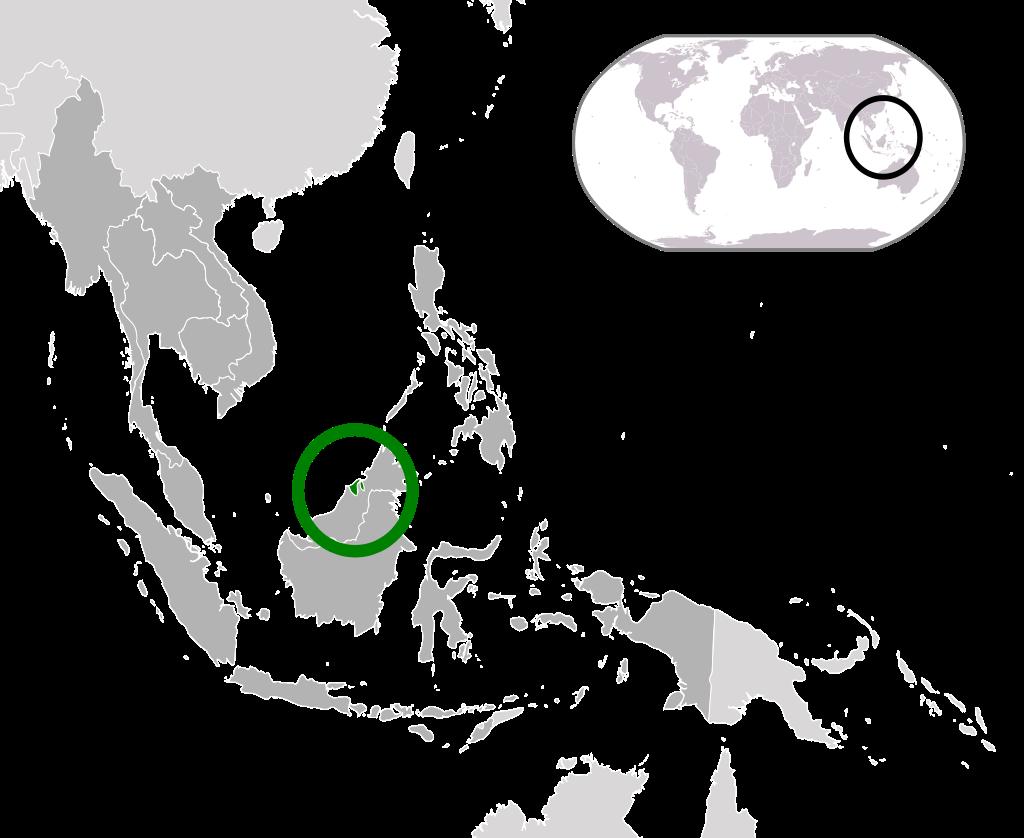 Brunei © Wikipedia