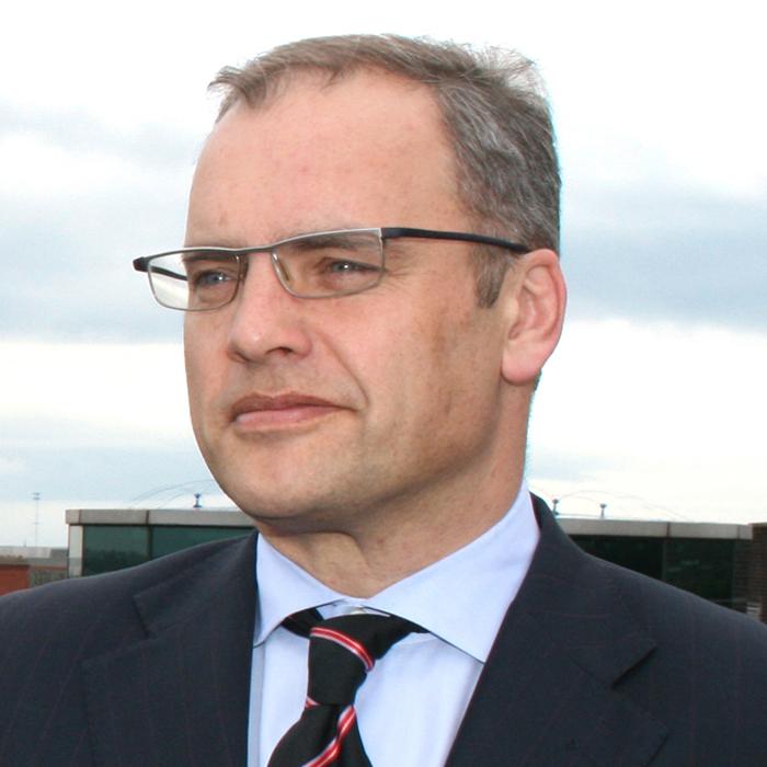 David Dalton, financial services partner, Deloitte