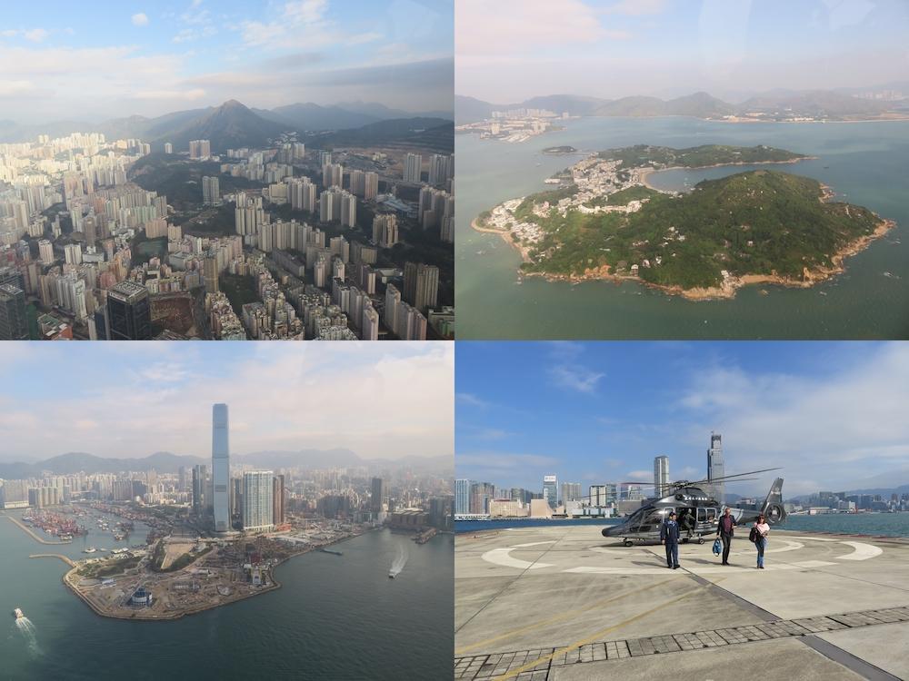 """Hong Kong has """"only a nascent fintech and DLT sector"""""""