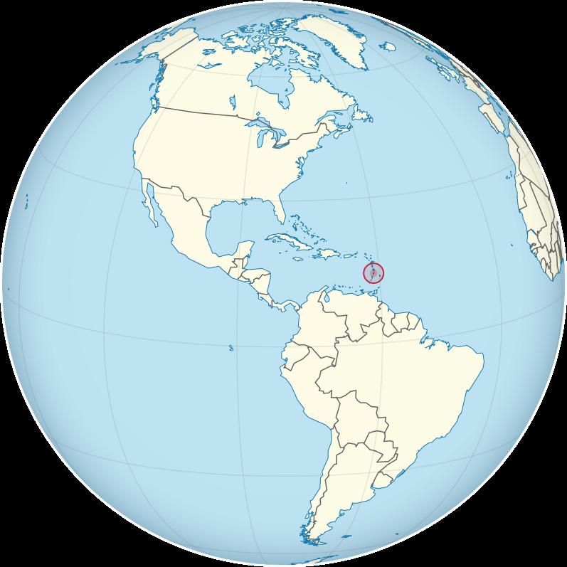 St Lucia © Wikipedia