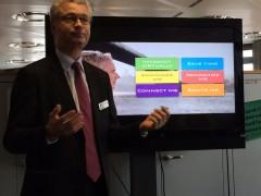 Vincent Lecomte, BNP Paribas Wealth Management