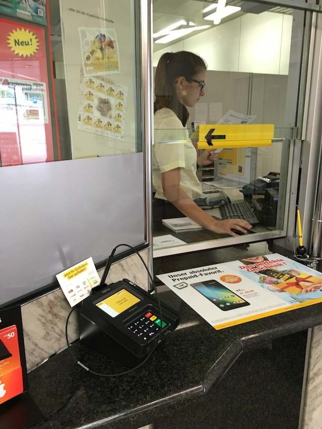 """Swiss Post now equipped with Ingenico's """"smart"""" payment terminals"""