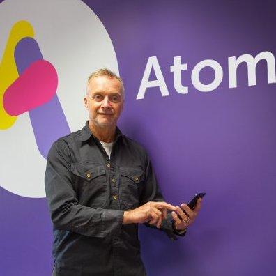 Anthony Thomson, Atom Bank
