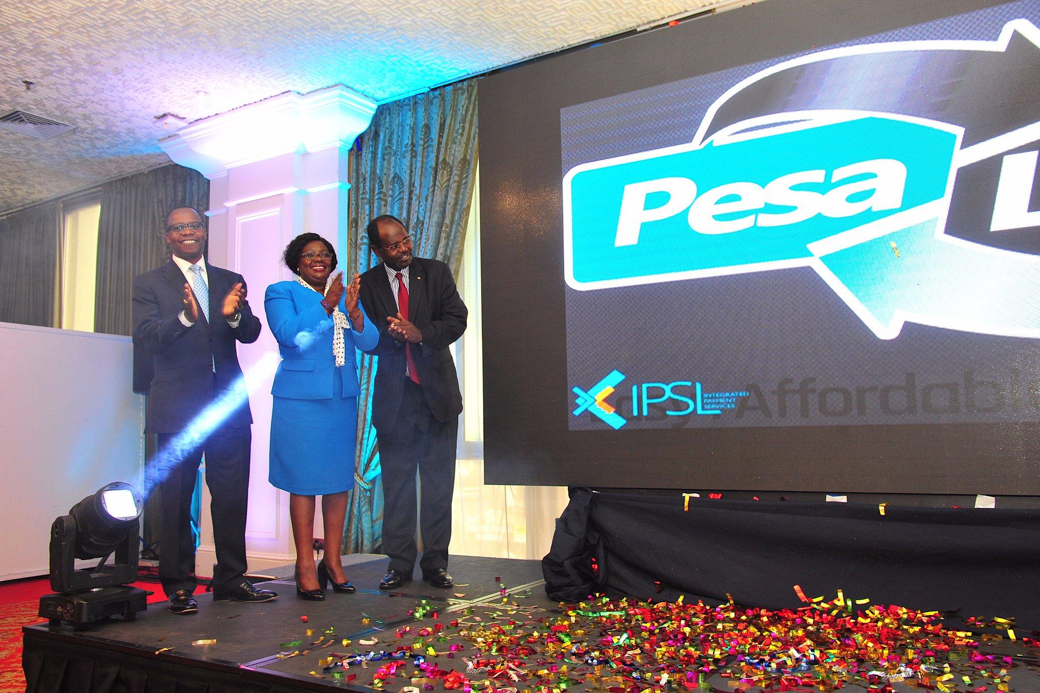 PesaLink unveiled
