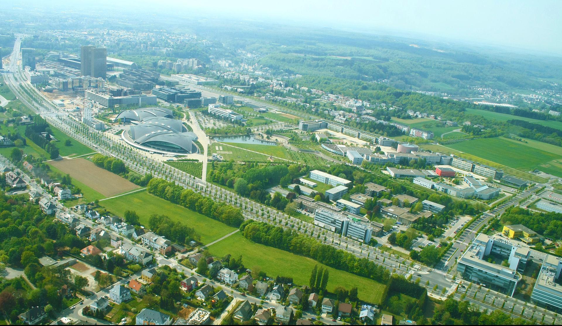 University of Luxembourg © Wikipedia