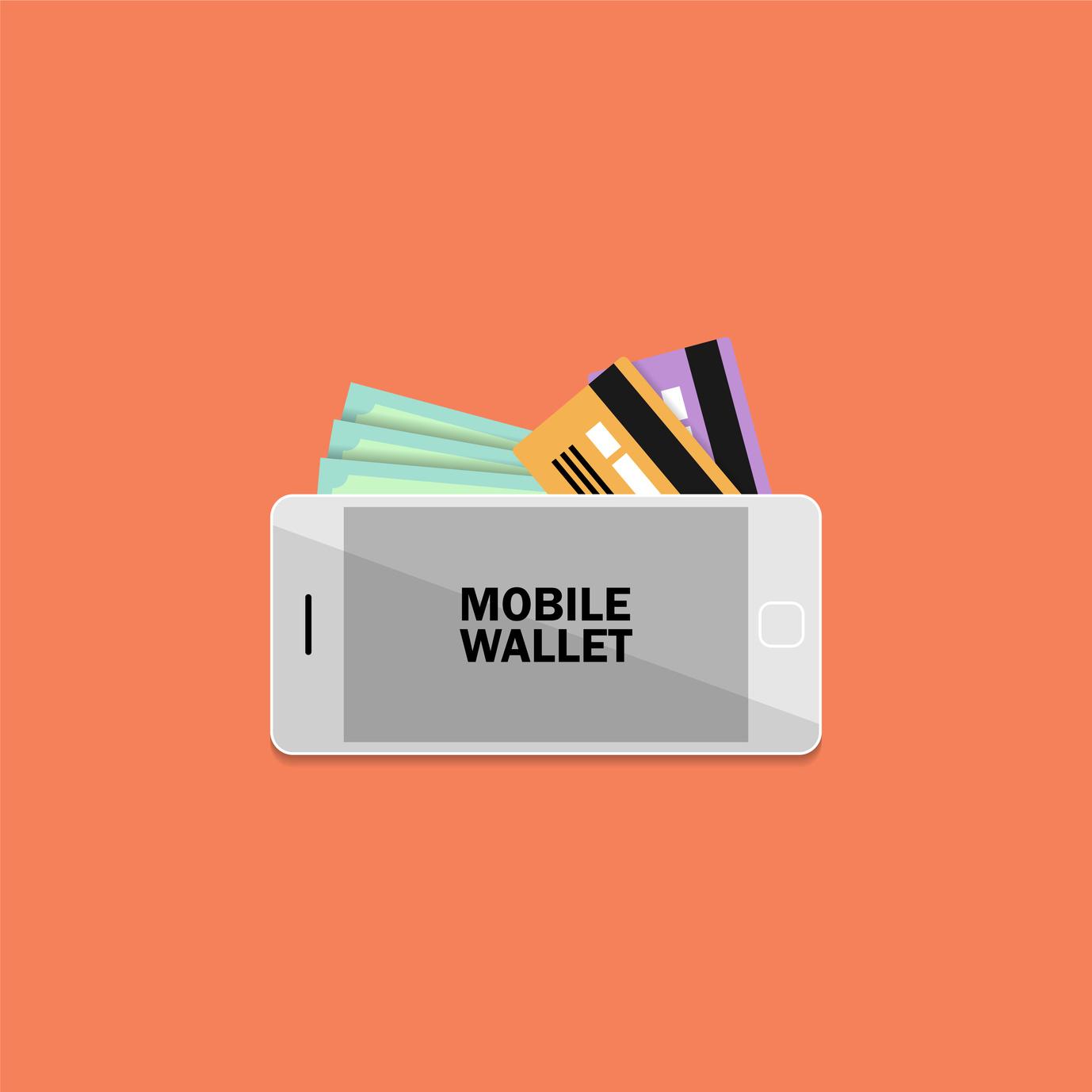 Digital mobile wallet