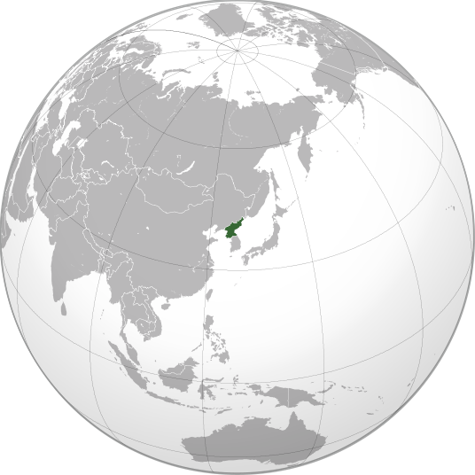 North Korea © Wikipedia