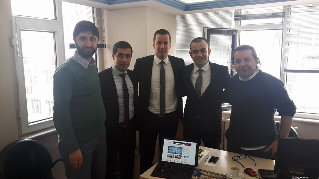 QNB Finansbank brings TouchFinans to SME clients. Everyone's happy!
