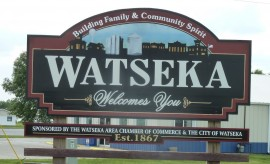 Watseka, home of Iroquois Federal Savings & Loan Association