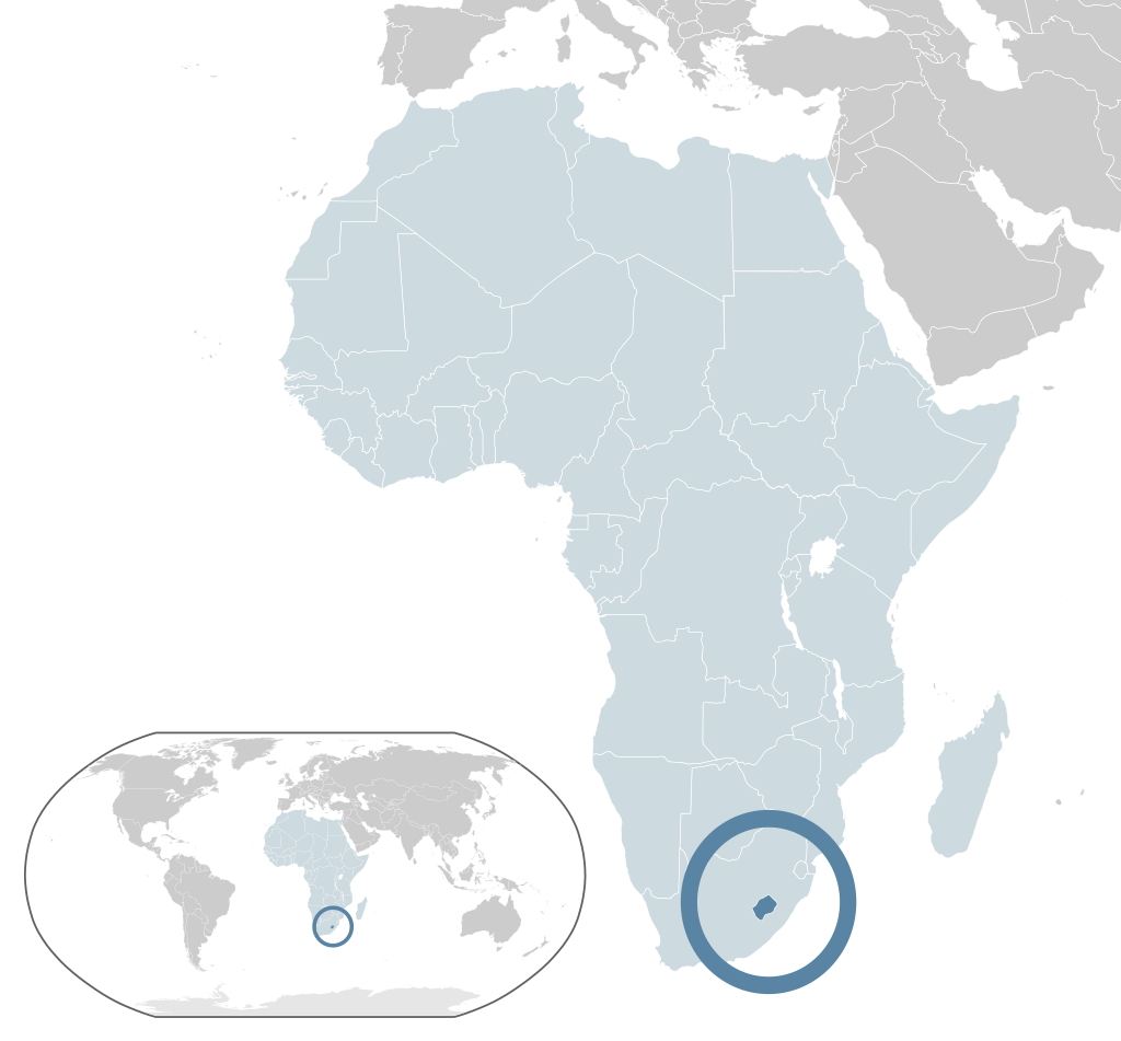 Lesotho © Wikipedia