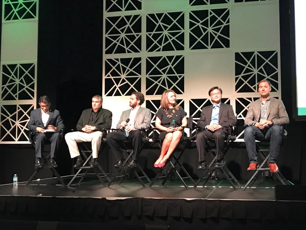 FinovateSpring 2017 panel