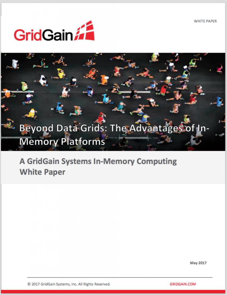 GridGain White Paper