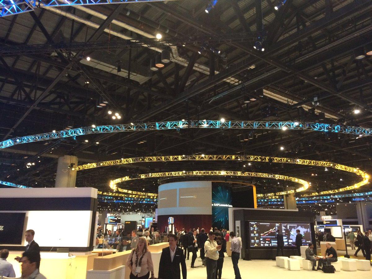 SAP's Sapphire conference in Orlando, Florida