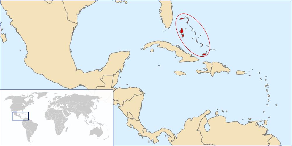 Bahamas © Wikipedia