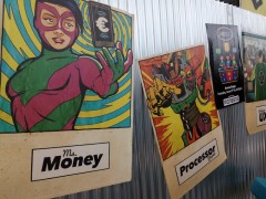 Money20/20 Europe: superheroes to the rescue!