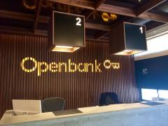 Openbank now open