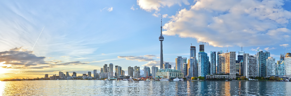 Toronto, home of Sibos 2017