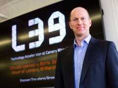 """Ben Brabyn, Level39: """"Everyone is here by design, not by accident."""""""