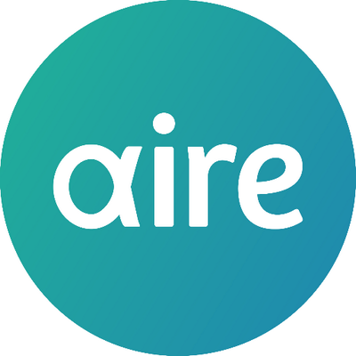 Aire's funding now totals $12 million