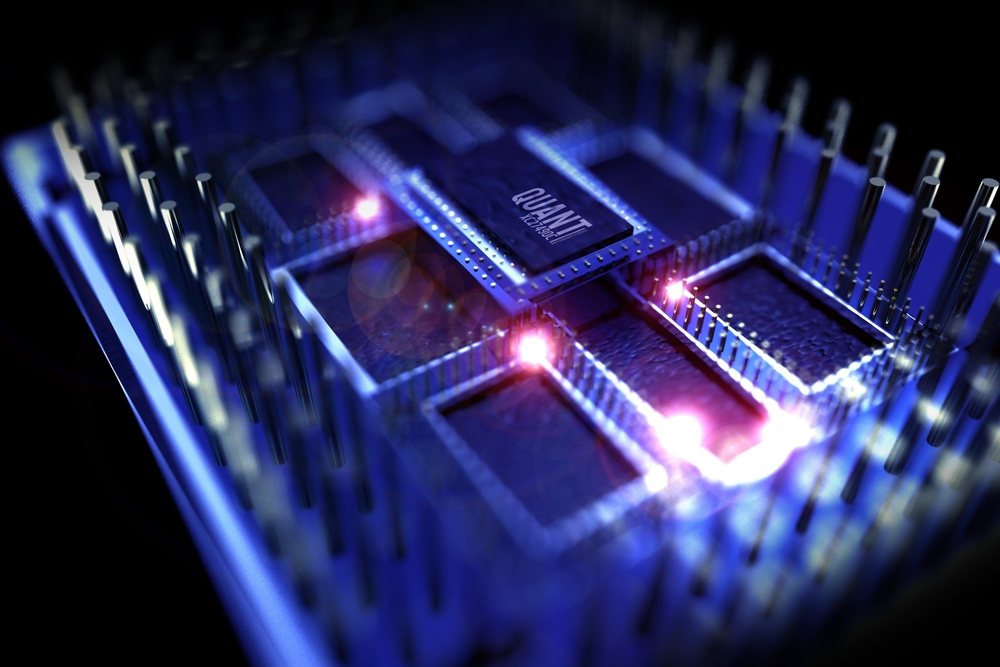 New firm is called Silicon Quantum Computing (Image source: https://depositphotos.com/)