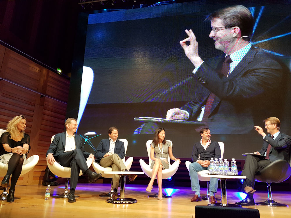 Digital Futures panel, Stephen Carter