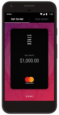 STACK Taps Mastercard Prepaid for Challenger M-Banking App