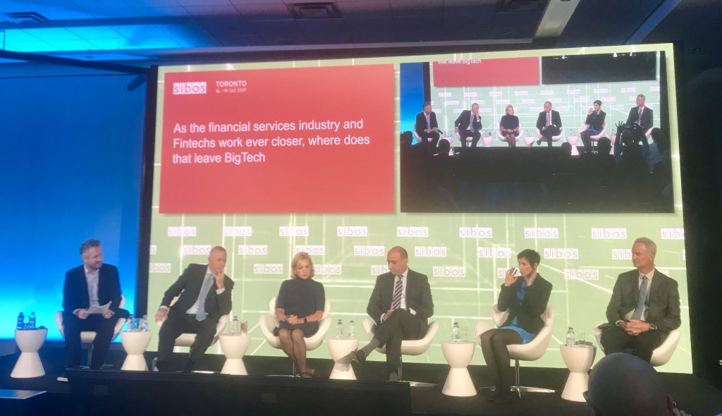 Sibos 2017: fear the bigtech