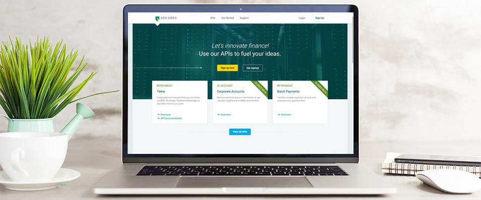 ABN Amro Developer Portal