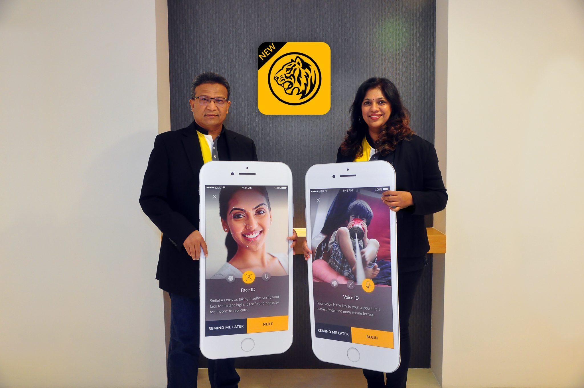 Maybank brings facial and voice recognition to its Maybank2u