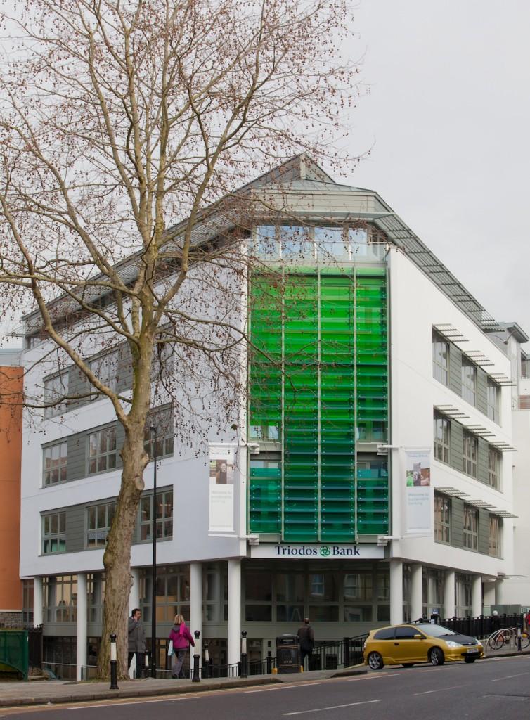 Triodos Bank HQ, Bristol, UK
