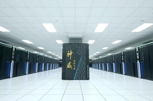 China's Sunway TaihuLight supercomputer remains No. 1 (Source: Top 500 Supercomputer List)