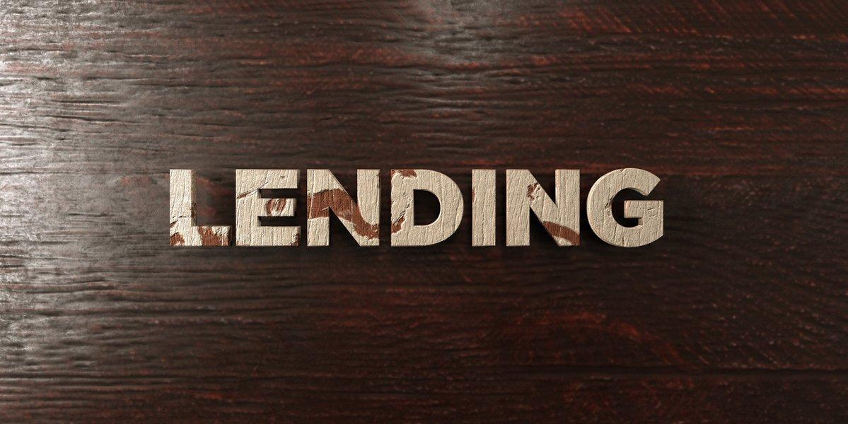 Lending was trending in 2017