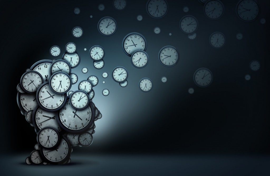 """""""We use time as a yardstick. And yet we don't seem to value it."""""""