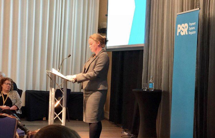 Hannah Nixon, managing director of the PSR
