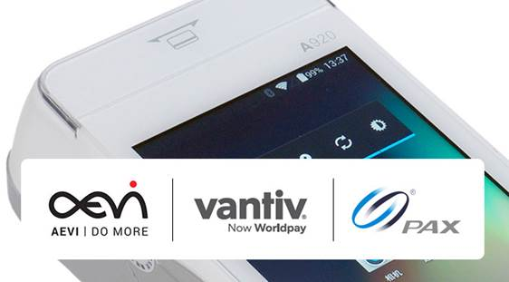 Worldpay, AEVI and PAX team up for smart POS tech – FinTech