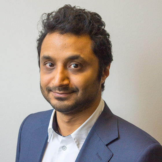 Anand Sambasivan, co-founder and CEO of Primary Bid