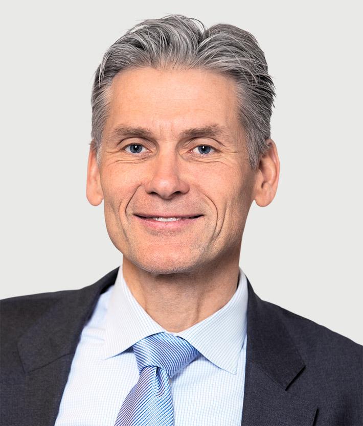 Thomas F. Borgen, CEO of Danske Bank
