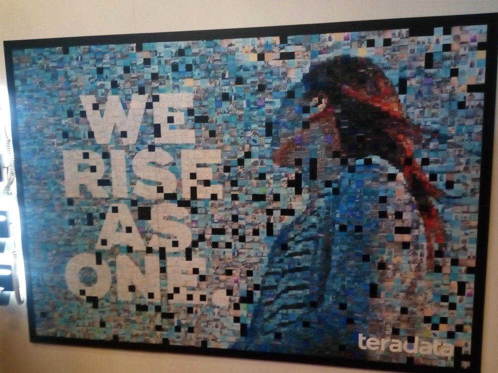 The social media mosaic is almost complete