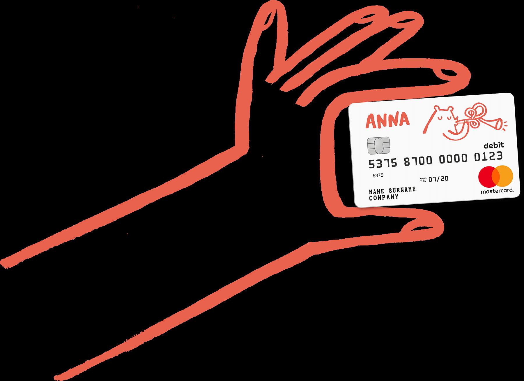 ANNA card