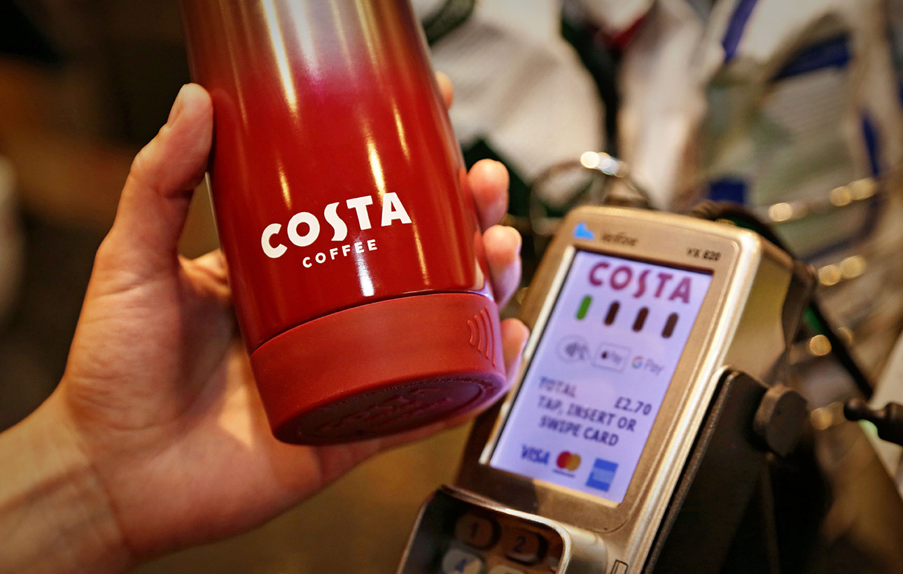 """""""Today's shoppers are looking for seamless and 'to hand' ways to pay"""""""