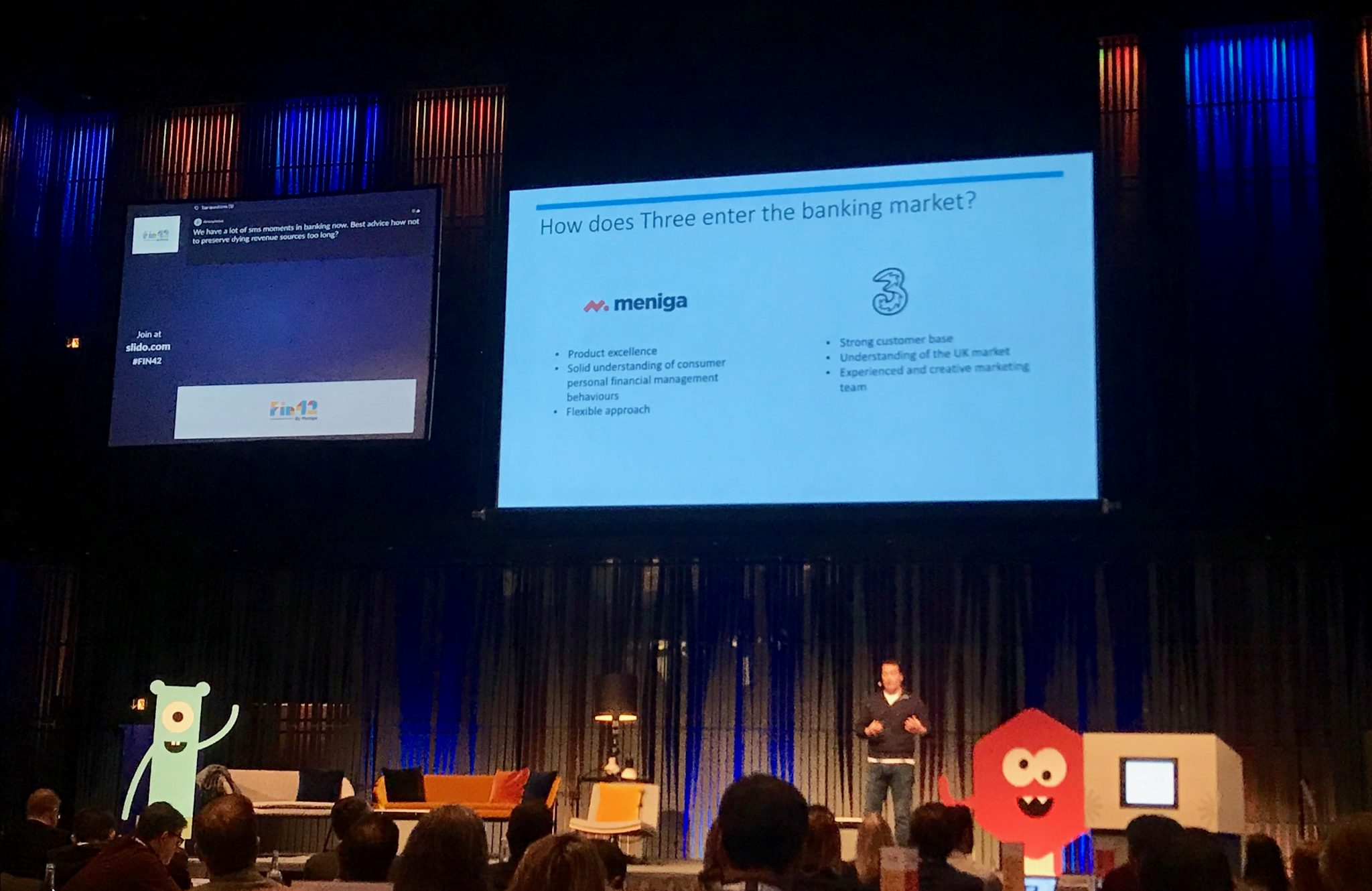 News from Meniga's FIN42 event in Iceland