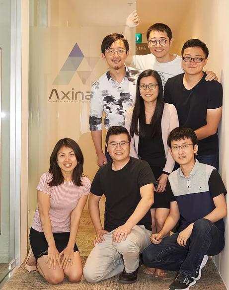 The Axinan team